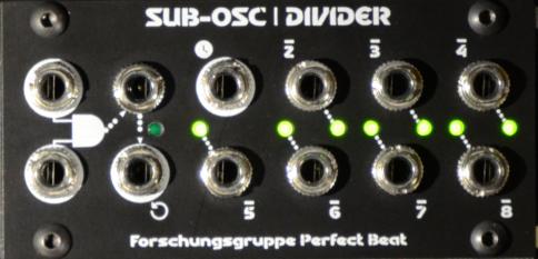 Sub osc divider r3817z 2