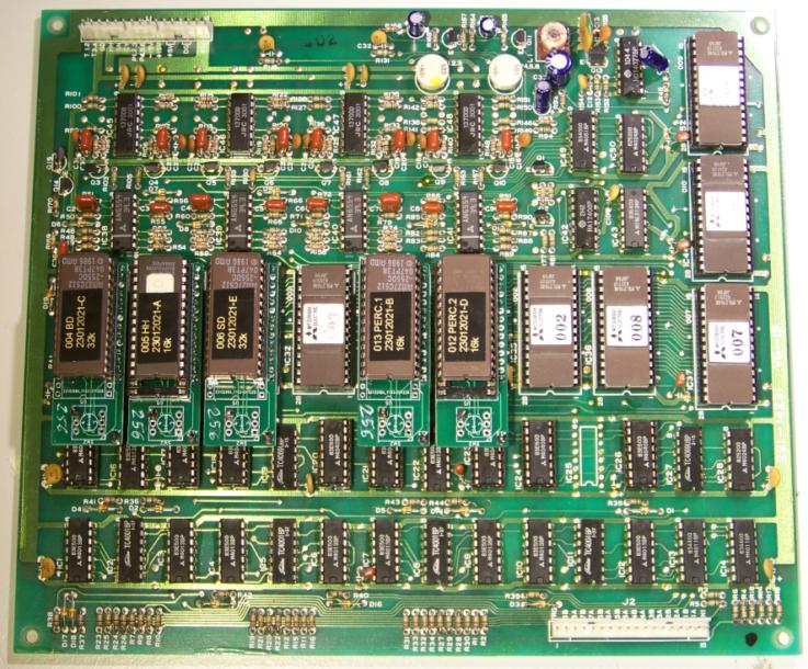 DPM 48 soundboard cut